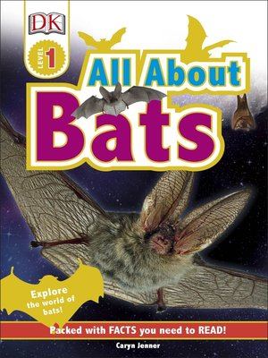cover image of All About Bats